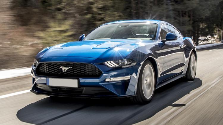 Mustang RHD biggest market-Australia